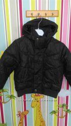 Теплая курточка Next р. 98