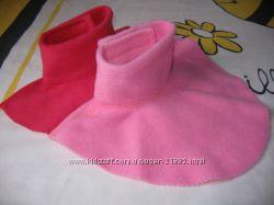 малиновый и розовый