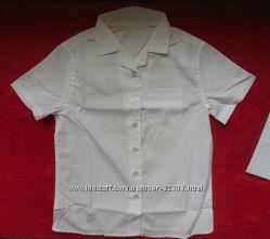 Школьные рубашки и кардиганы 7-12 лет