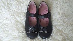 Школьные туфли START-RITE Натуральная кожа