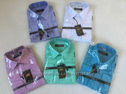 Классические рубашки в школу 29-36