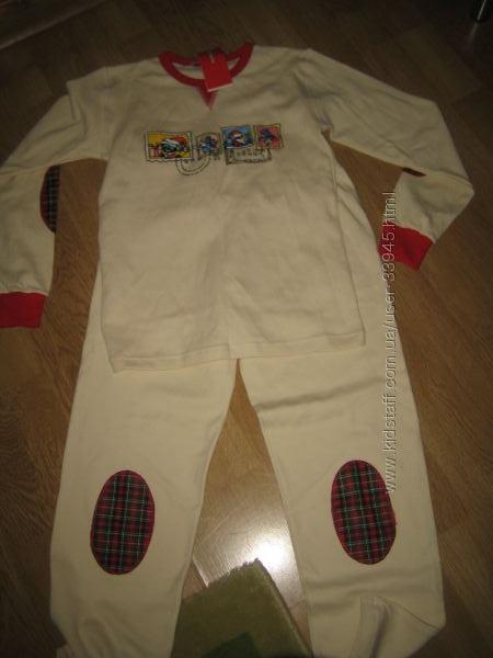 пижамы Италия 100  котон  и Бемби 122см