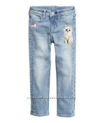 Стильные брючки и джинсы от НМ, в наличии все