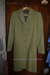 Пальто оливковое 100 гр