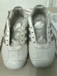 Adidas кроссовки копочки кожа Адидас оригинал 19, 5 стелька
