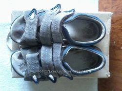Bartek- air полностью кожаные босоножки 21 см стелька