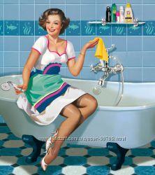 Чистящие средства для ванных комнат и душевых кабин