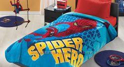 Плед  одеяло детское Spiderman Movie марки TAC