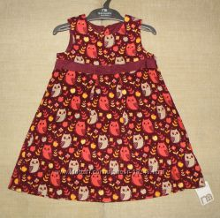 Очень красивые сарафаны и платья на малышку - Сhicco, Mothercare, RUUM