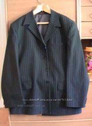 Новая жилетка и пиджак