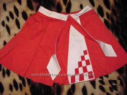 Драйвовая безразмерная юбка