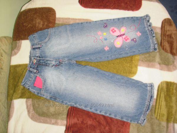 Бриджи NJW London джинс на рост 122, возраст 6-7 лет