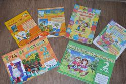 Наша новая литература для 2 класса Федиенко, Черевко, которая не пригодилась.