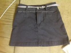 Джинсовая юбка H&M , размер 6-8 лет