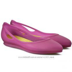 Балетки туфли Crocs Womens Rio Flat оригинал