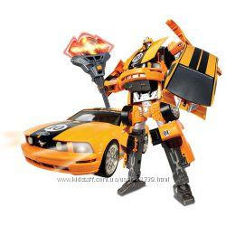 ROADBOT - роботы-трансформеры