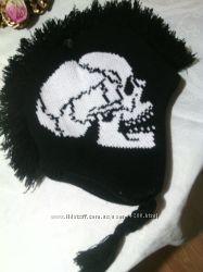 Бомбезная шапка Cherokee 7-9 лет