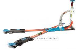 Hot Wheels Track Builder System Stunt Kit серии Соедини все треки