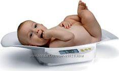 Весы электронные для новорожденных GAMMA Англ.