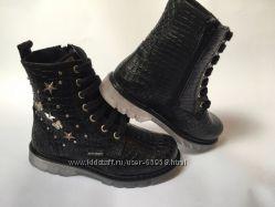 Утеплённые ботинки Minimen 26-30