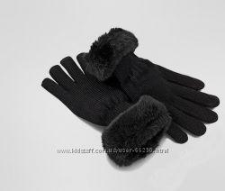 Перчатки вязаные Tchibo ТСМ Германия