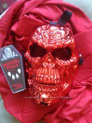 Супер костюм Графа смерти на Хелоуин