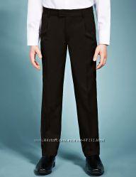 Брюки школьные Marks&Spenser. Устойчивая складка.  Размеры 140 -152
