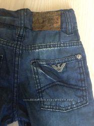 Крутые узкие джинсы Армани Джуниор 5 А