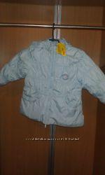Куртка деми девочке р. 98 Польша