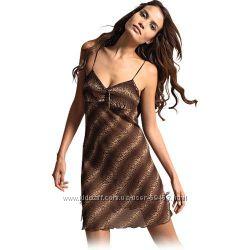 27813ba50685 Легкая леопардовая ночная рубашка TCM Tchibo. Размер М, 80 грн ...