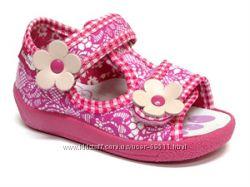 Текстильная обувь Ренбут