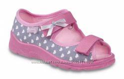 Текстильная обувь Befado - Польша