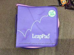 Платформа, сумка, книжка с картриджем Leap Pad Leap frog