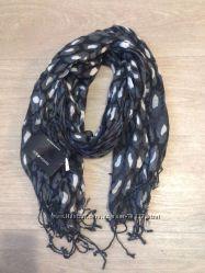 Эффектный жатый шарф FashionBug, США