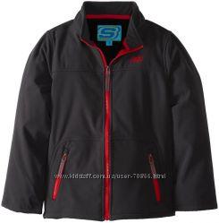 Куртка ветровка софтшелл Skechers, р. 8