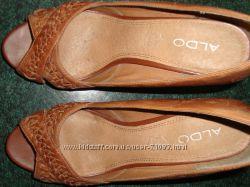 Кожаные туфли  Aldo 39 размер
