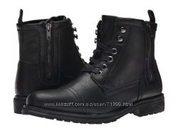 кожаные качественные ботинки GUESS Thorpe, пролет. 41 размер, 8 американский