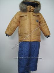 Куртки и полукомбинезоны WOJCIK мальчики, 80-98р