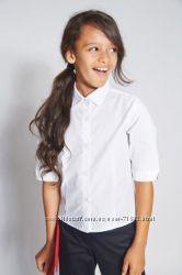 Блузки, обманка, рубашки в школу- идеальное состояние. Next, Childrensplace