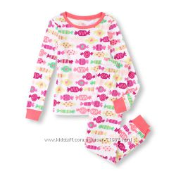 Пижамки Gymboree, Carters, Childrens place