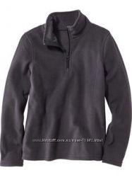 Теплая флиска для девочки Old Navy Performance Fleece 12-Zip.