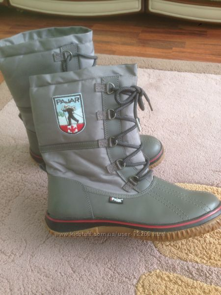 Мужские зимние ботинки Pajar Canada