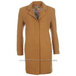 Шерстяное пальто Firetrap