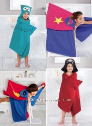 Махровые полотенца JUMPING BEANS для дома, пляжа и бассейна. США.