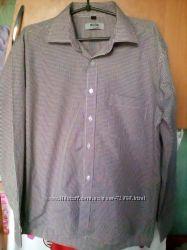 Брендовая рубашка G-star р. М как новая