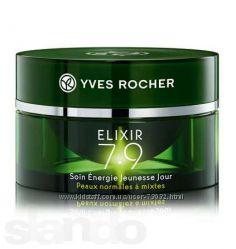 Elixir 7. 9 Дневной Уход для Нормальной и Комбинированной Кожи от Yves-Roche
