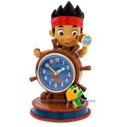 Настольные часы Джек и пираты. DISNEY, оригинал.