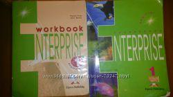 Учебник английского Enterprise 1