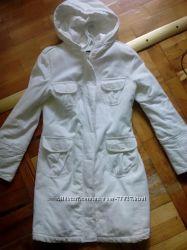 пальто tally weill утепленное