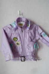 Ветровка Войчик сиреневая 2-3 года , коллекция Цветочная девочка